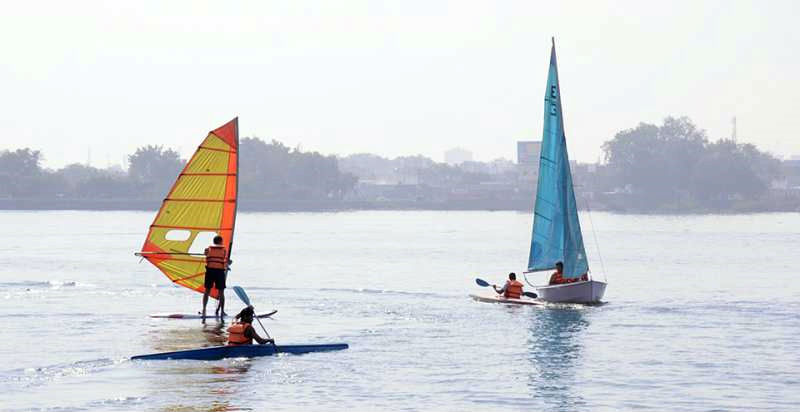 Enjoy Water Sports in Rajasthan