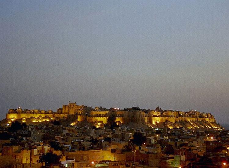Jaisalmer Fort | Best Tourist Place in Rajasthan
