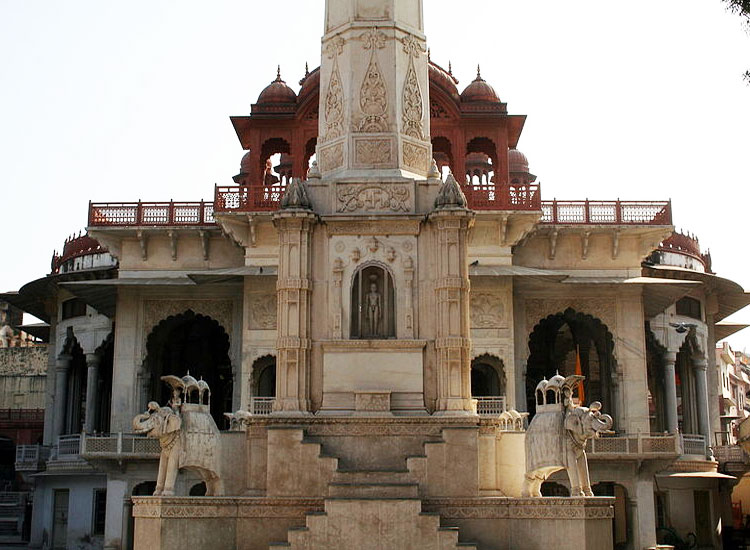 Ajmer Jain Temple | Famous Places to Visit in Rajasthan