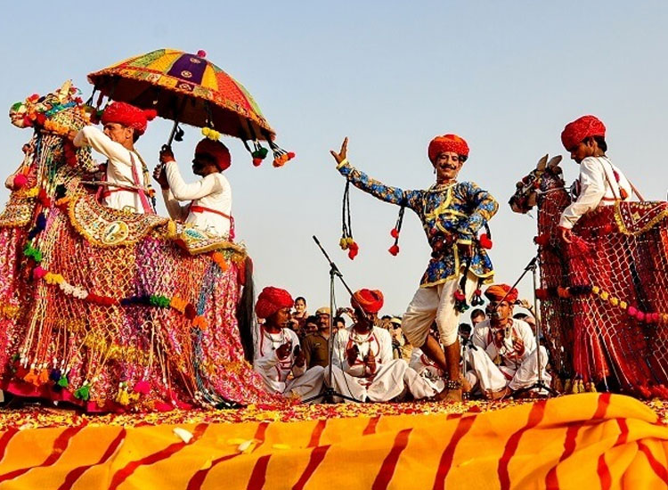 Pushkar Fair | Famous Attraction in Rajasthan