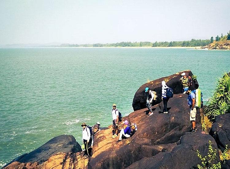 Gokarna beach