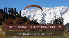 Trending Travel Destinations
