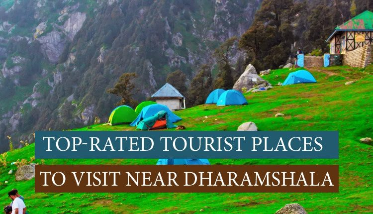 Places near Dharamshala to visit