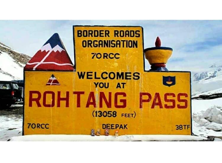 enjoy various kinds of adventure activities at rohtang pass