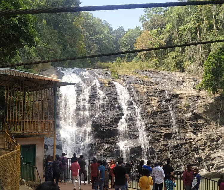 Honeymoon couples must visit Abbey Falls in Coorg