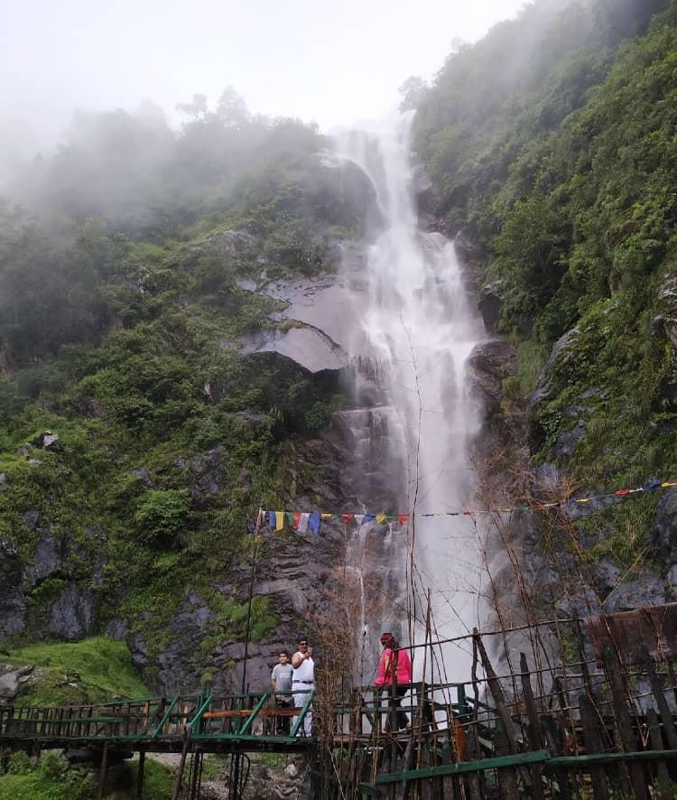 Must go to Bhim Nala Waterfalls