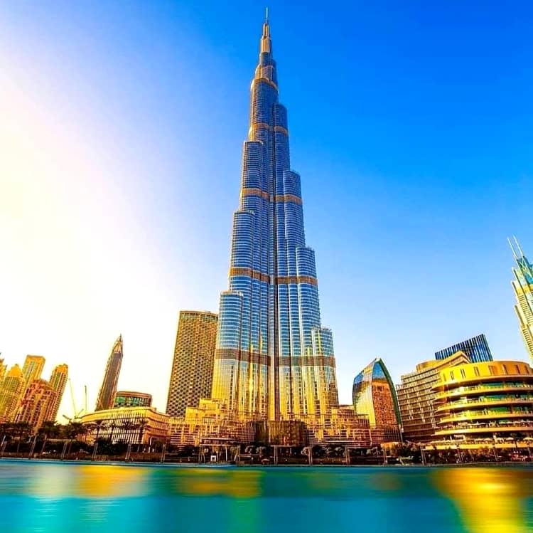 Must go Burj Khalifa