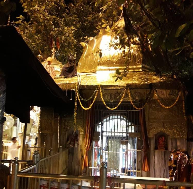 Mata Chintpurni Devi Temple is located in Chintpurni village