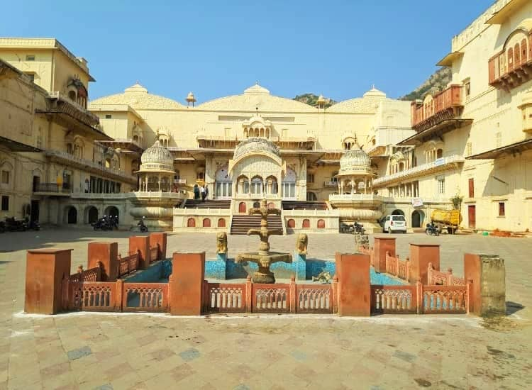 Vinay Vilas Mahal in Alwar