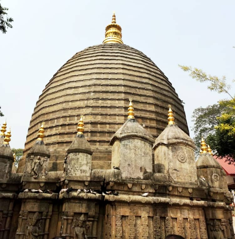 Honeymoon couple must visit Maa Kamakhya temple