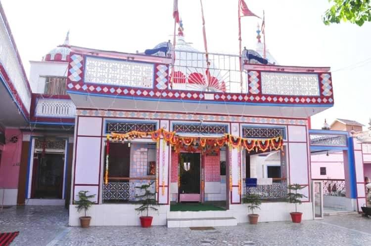 Sheetla Devi Temple in Una