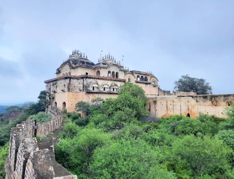 Bala Quila also known Alwar fort