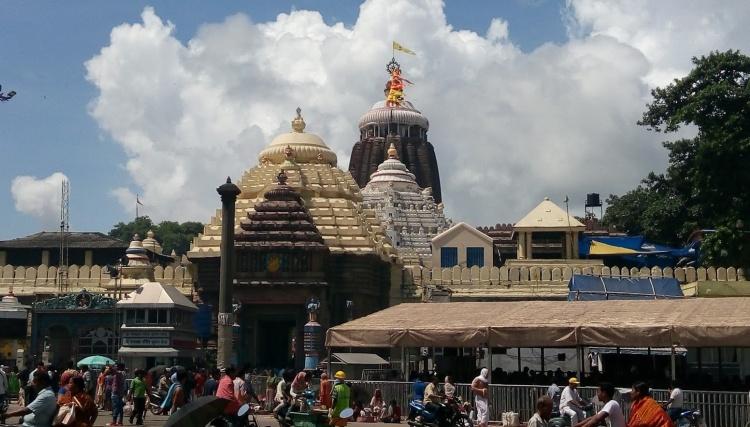 Shri Jagannath Temple, Puri