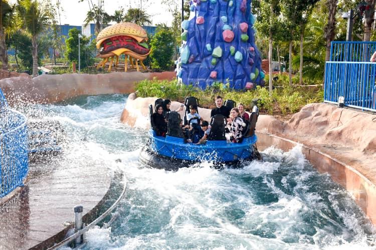 Motiongate™ Dubai Theme Park