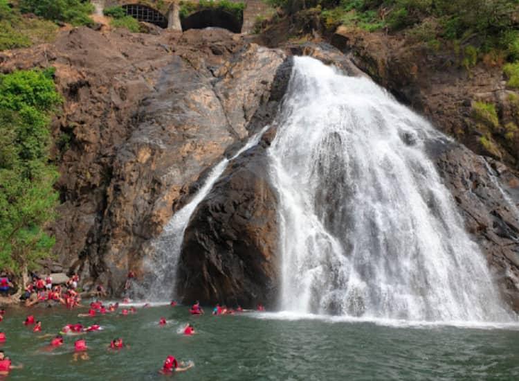 Bamanbudo Waterfall