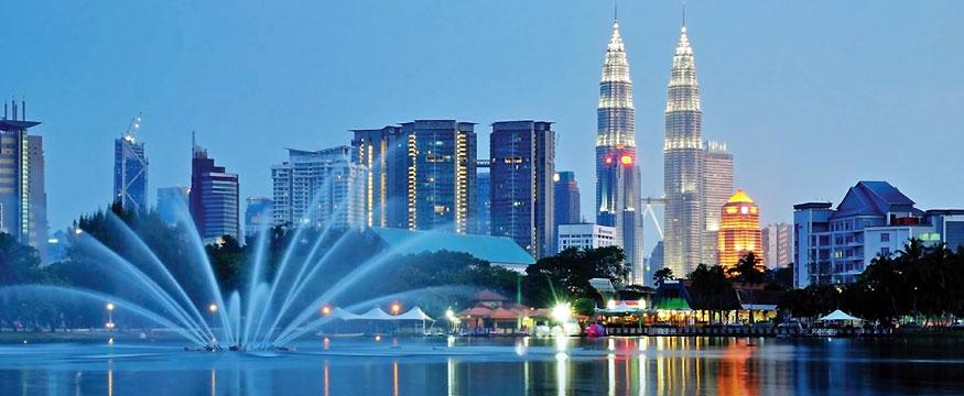 Titiwangsa in Kuala Lumpur