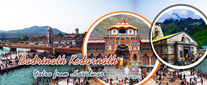 Haridwar to Badrinath and Kedarnath Yatra