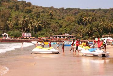 Goa trip plan for 3 days