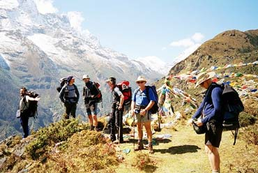 trekking in india and nepal relationship