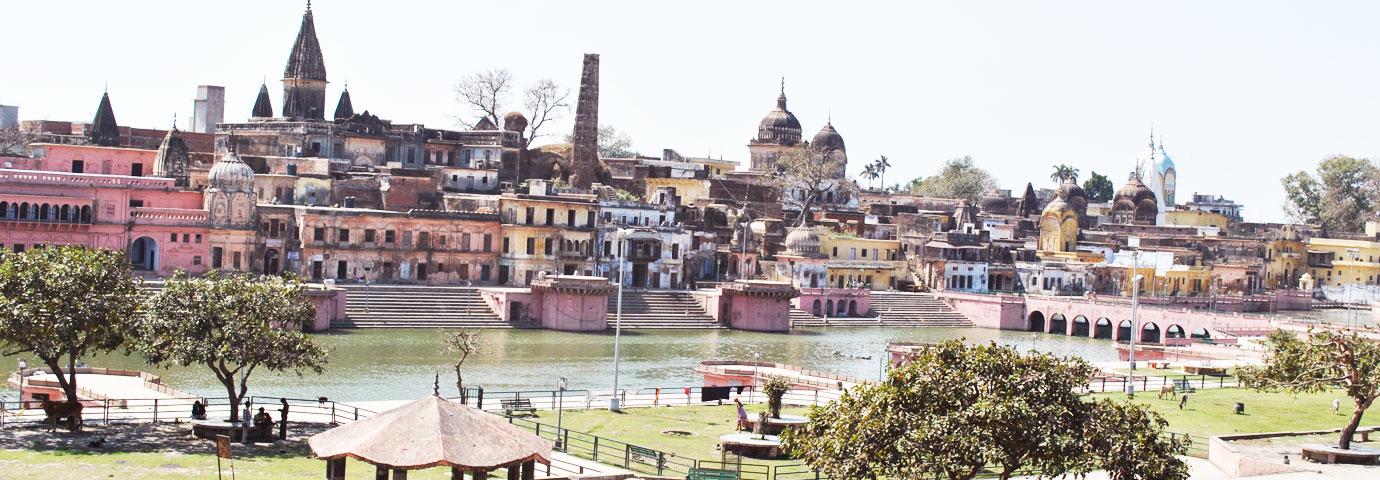 Home Destinations Uttar Pradesh Ayodhya