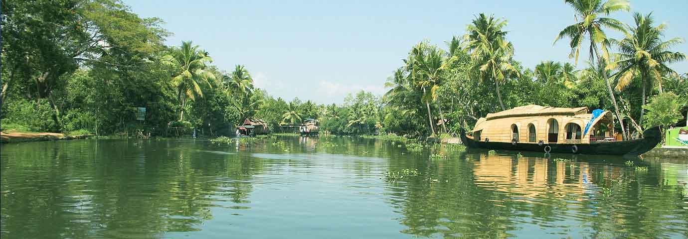 Kozhikode (Calicut) backwaters