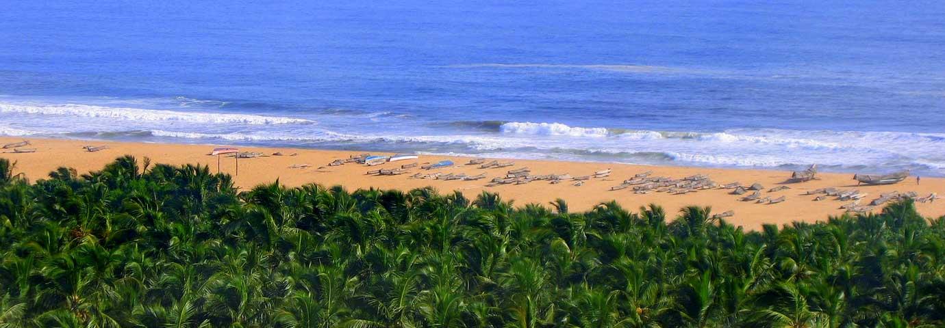 Chowara Beach Kovalam