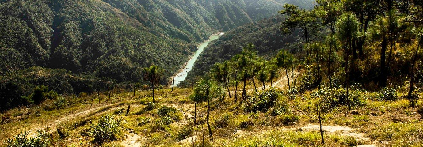 David Scott Trail Shillong