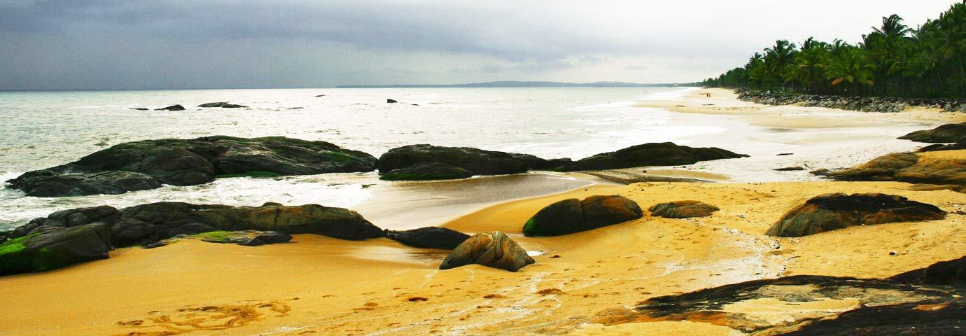 Kappad beach Calicut (Kozhikode)