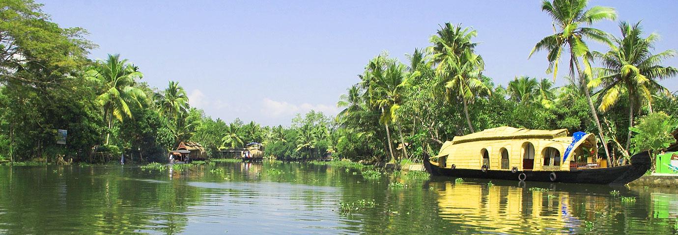 Kasargod Backwaters