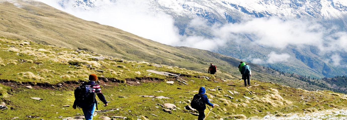 Kuari Pass Auli