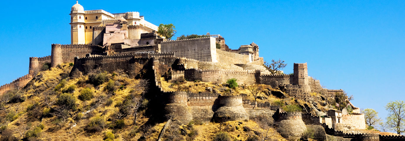 Home Destinations Rajasthan Kumbhalgarh