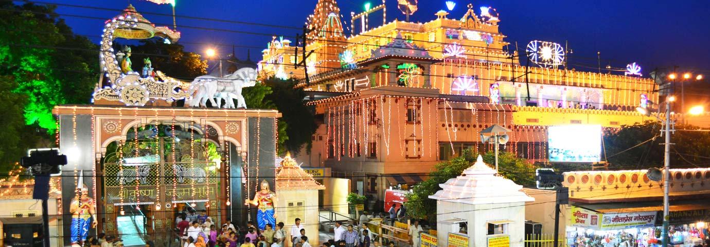 Tourism In Mathura Mathura Travel Guide