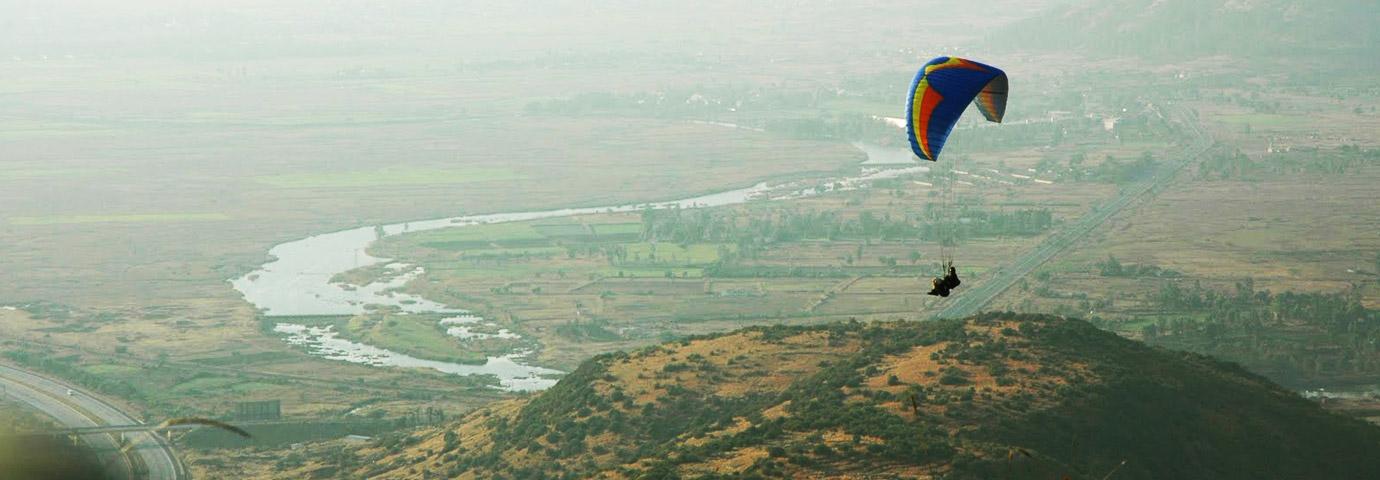 Nandi Hills Paragliding