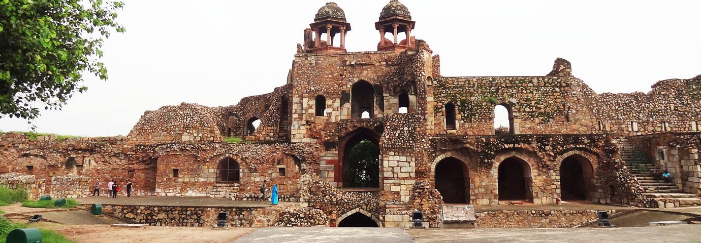 Purana Qila - Old Fort