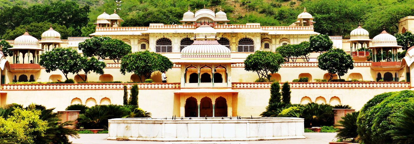 Sisodia Rani Palace Garden