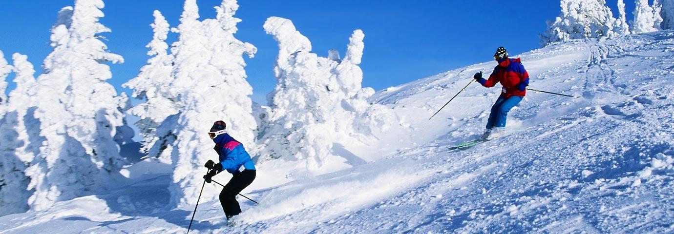 Skiing In Kufri