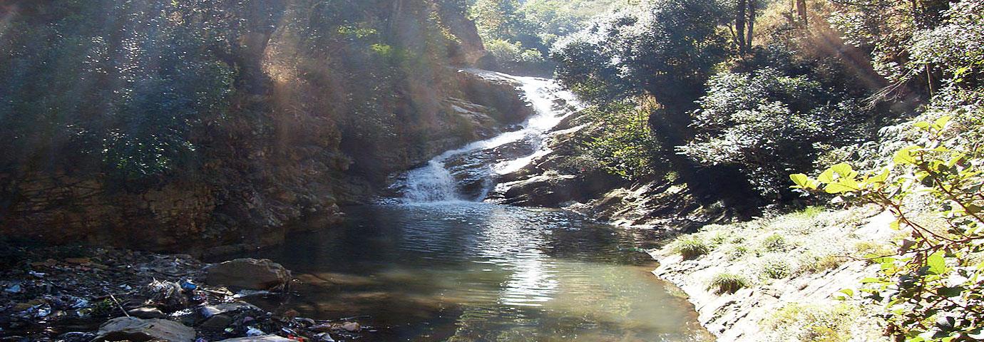 Spread Eagle Falls Shillong