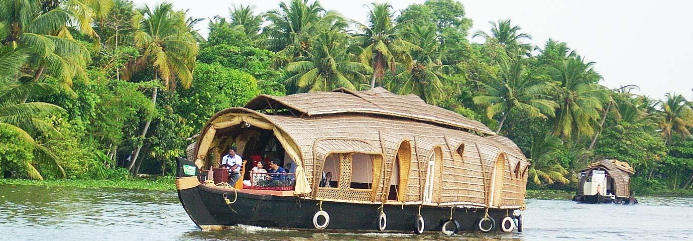 Trivandrum Backwaters