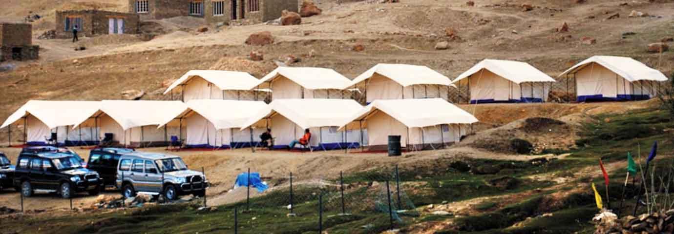 Tsermang Eco Camp Ladakh