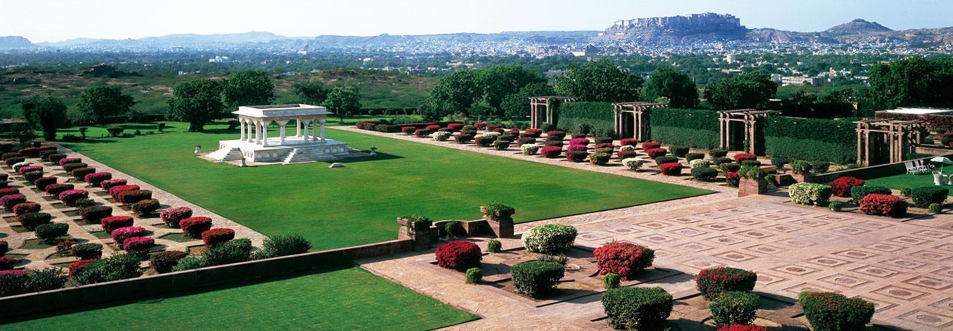 Umed Garden in Jodhpur