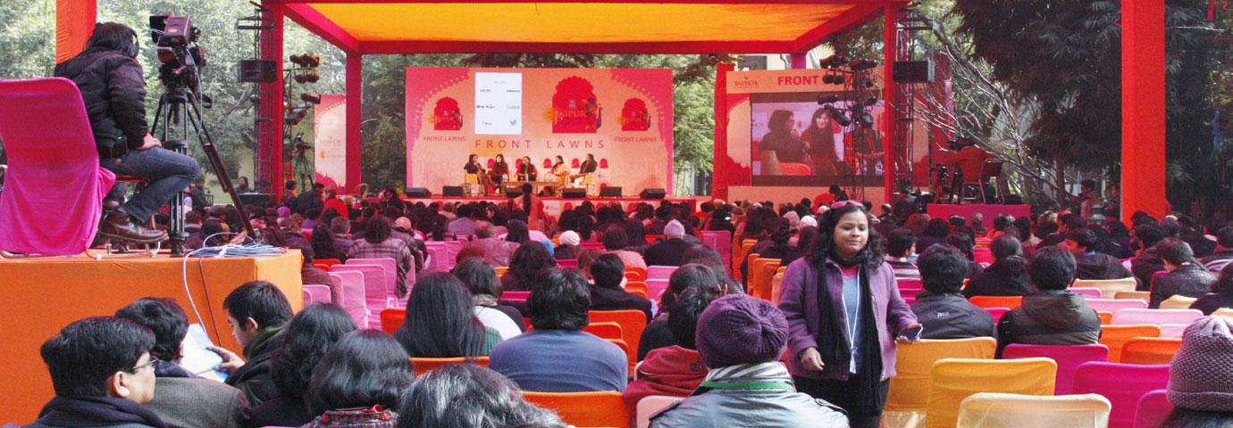 Jaipur Literature Festival 2018 Festival In Jaipur